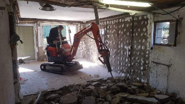 Rénovation aménagement sous-sol maison individuelle à Oullins